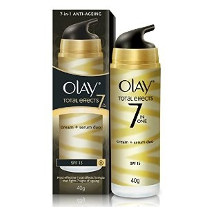 OLAY TOTAL EFFECTS CREAM + SER 40G