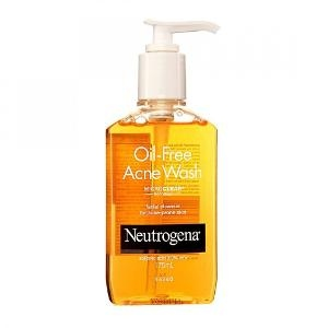 NEUTROGENA OIL-FREE ACNE WASH  175ML
