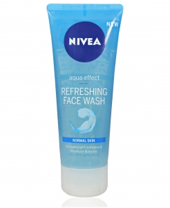 NIVEA REFRESHING FACE WASH 75ML