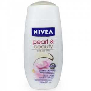 NIVEA PEARL & BEAUTY CREAM OIL 250ML