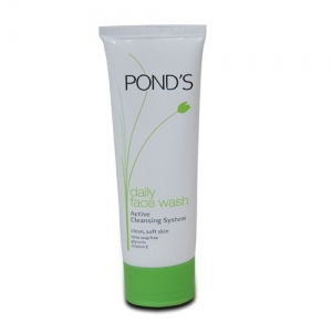 POND`S DAILY FACE WASH 50G