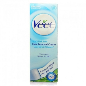 VEET HAIR REMOVAL CREAM FOR SENSITIVE SKIN 60G