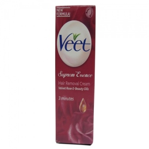 VEET HAIR REMOVAL CREAM  SUPREM `ESSENCE 60G
