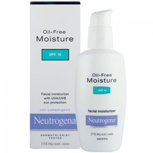 NEUTROGENA OIL- FREE MOISTURESPF 15 ;115ML