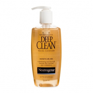 NEUTROGENA DEEP FACIAL CLEANER 200ML