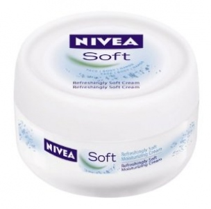 NIVEA SOFT LIGHT MOISTURISER 200ML
