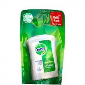 DETTOL ORIGINAL HW POUCH 185ML