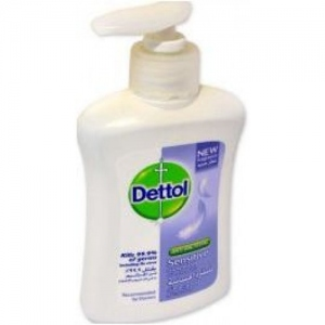 DETTOL SENSITIVE HANDWASH  PUMP 225ML