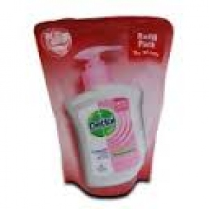 DETTOL SENSITIVE HW POUCH 185ML