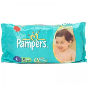 PAMPERS L 5