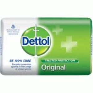 DETTOL ORIGINAL SOAP 375G