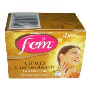 FEM GOLD CREME BLEACH 24G