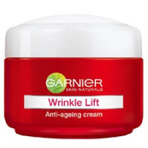 GARNIER WRINKLE LIFT ANTI AGEING CREAM 40G