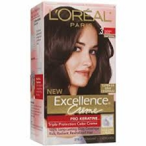 LOREAL EXCELLENCE BLACK