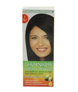 GARNIER COLOR NATURALS NO.1 BLACK