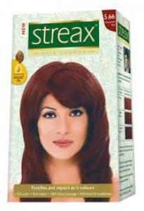 STREAX HAIR COLOUR CINNAMON RE 5.66