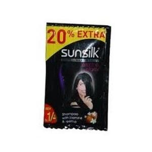 SUNSILK JASMINE BLACK 6ML
