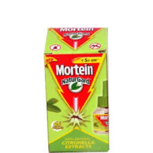 MORTEIN NATURGARD REFILL 35ML