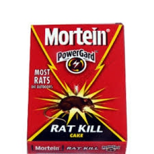 MORTEIN POWER GARD RAT KILL CAKE 100G