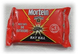 MORTEIN RAT KILL CAKE 25G