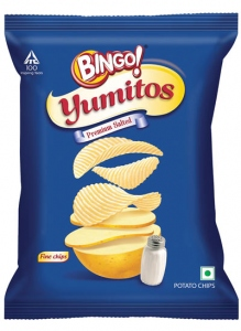 BINGO YUMITOS SALTED 35G