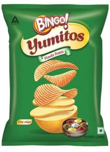 BINGO YUMITOS MASALA REMIX 35G