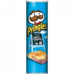 PRINGLES SALT & VINEGAR 169G