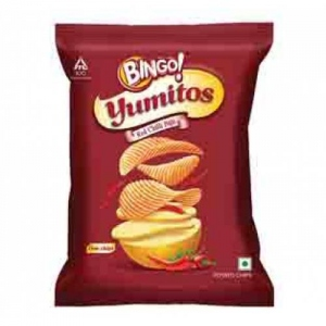BINGO YUMITOS RED CHILLI BIJLI 55G