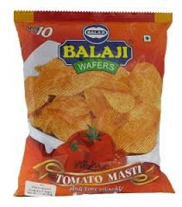BALAJI WAFERS TOMATO MASTI 40G