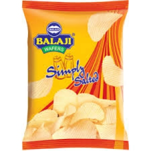 BALAJI WAFERS SIMPLY SALTED 45G