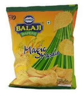 BALAJI WAFERS MAGIC MASALA 50G