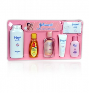 JOHNSON`S BABY CARE COLLECTION DELUXE-STANDARD