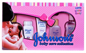 JOHNSON`S BABY CARE COLLECTION DELUXE