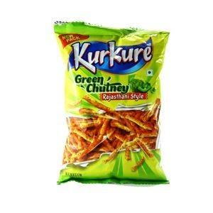 KURKURE GREEN CHUTNEY RAJASTHANI 98G