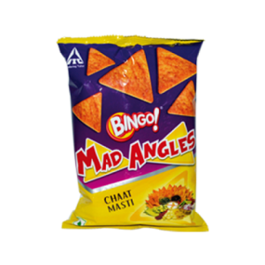 BINGO MAD ANGLES CHAAT MASTI 45G