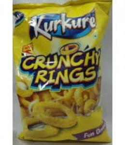 KURKURE CRUNCHY RINGS 68G