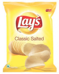 LAY`S CLASSIC SALTED 95G