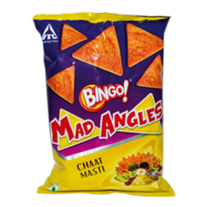 BINGO MAD ANGLES CHAAT MASTI 90G