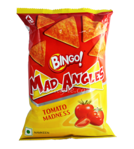 BINGO MAD ANGLES TOMATO MADNESS 90G