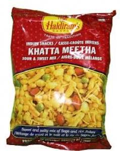 HALDIRAM`S KHATTA MEETHA 150G