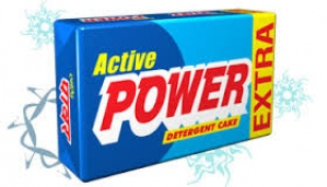 ACTIVE POWER DETERGENT CAKE 100G