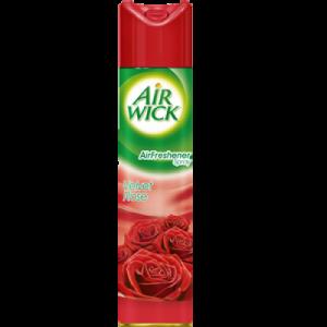 AIR WICK SPRAY VELVET ROSE 249ML