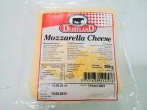 DAIRYLAND MOZZARELLA CHEESE 200G