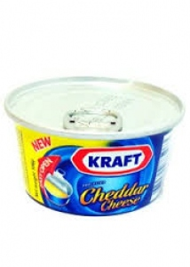 KRAFT CHEDDAR CHESSE TIN 106G