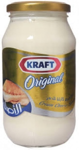 KRAFT ORIGINAL CREAM CHEESE SPREAD 240G