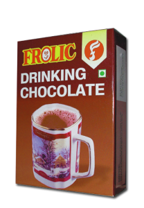 FROLIC DRINKING CHOCOLATE 100GM