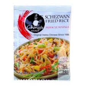 CHING`S SCHEZWAN  FRIED RICE MIRACLE MASALA 2OG