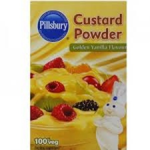 PILLSBURY CUSTARD POWDER VANILLA 100GM