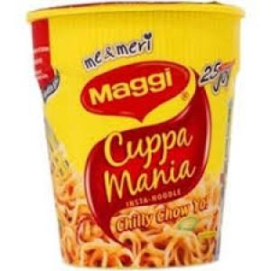 MAGGI CUPPA MANIA CHILLY CHOW YO! 70G
