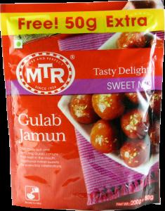 MTR INSTANT MIX GULAB JAMUN 500G